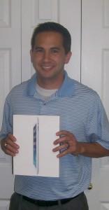 iPad Drawing Winner